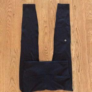 Lululemon Navy Blue long leggings